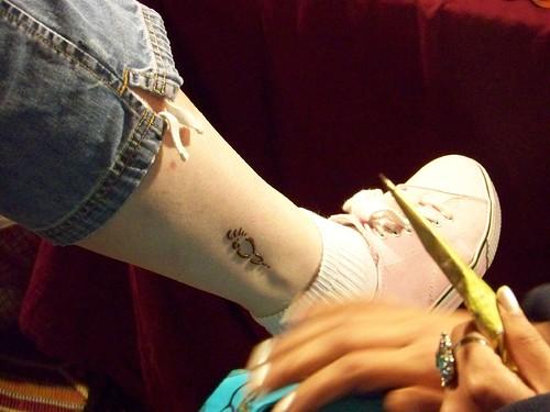 Kate's tattoo (which I super love)