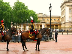 Trooping The Colour: Queens Birthday Parade