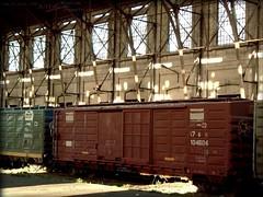 Santa Fe - Vieja estación