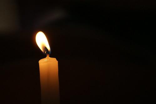 A chama/The flame por DaNieL CoRioLaNo.