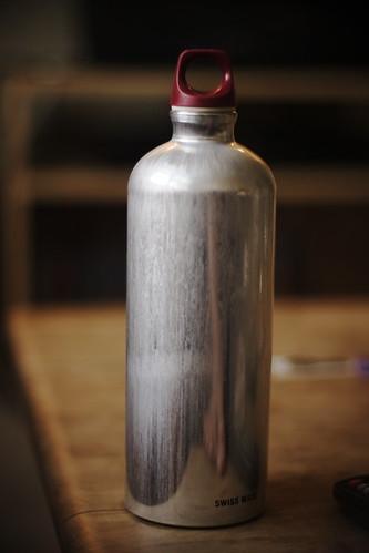 Aluminum Bottle