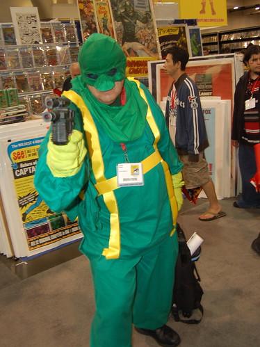 Comic Con 2009: HYDRA