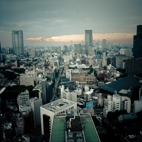 Just About Dusk, Tokyo Tower