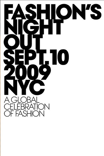 Vogue Magazine Presents Fashions Night Out Sept10