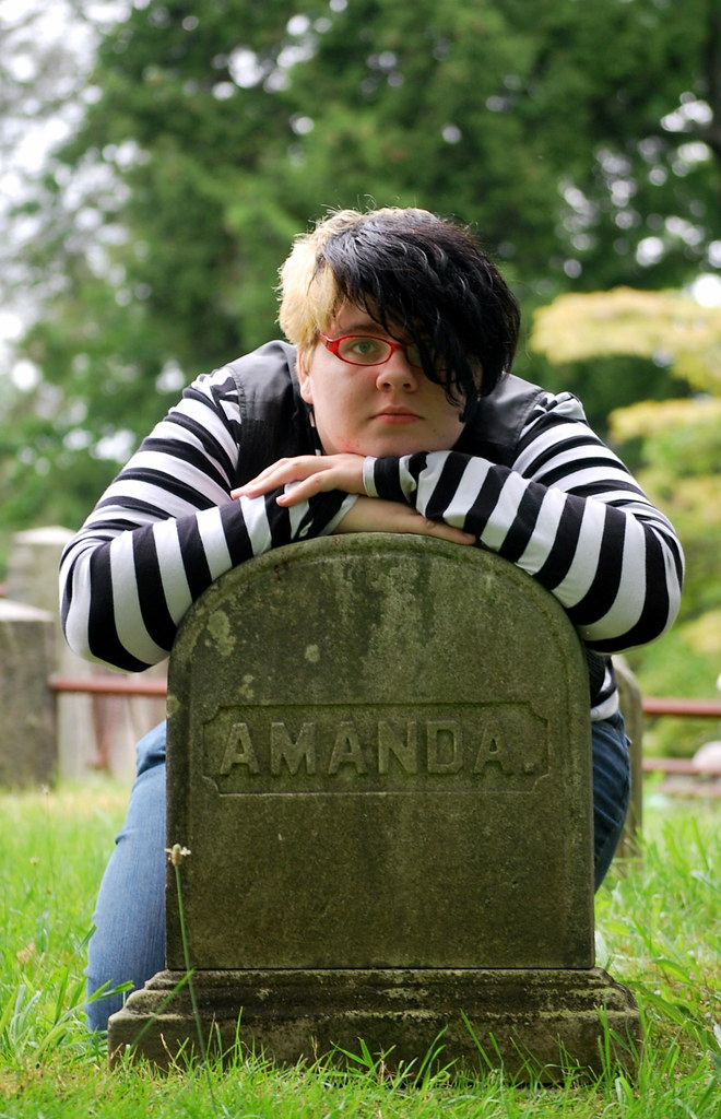 Amanda Gravestone