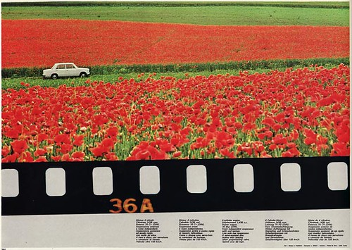 Photo Graphis '71: Poppy Fiat