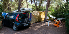 la piazzola (fabiofotografie) Tags: mare estate salento puglia vacanze tenda campeggio piazzola rivadiugento fabiofotografie fabiopierboni