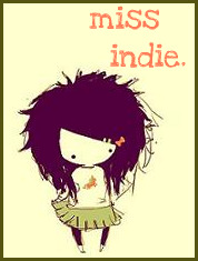 miss indie Blog Badge
