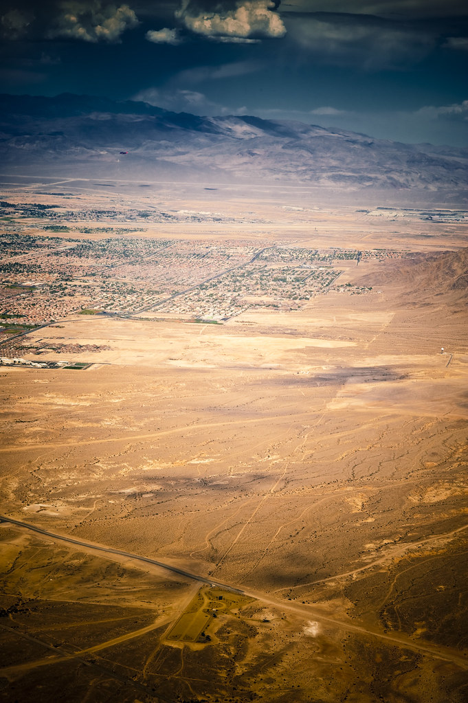 Nevada from Above