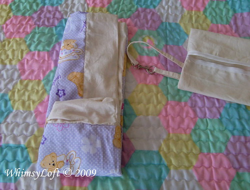 Purple Teddy Eco Bag 4