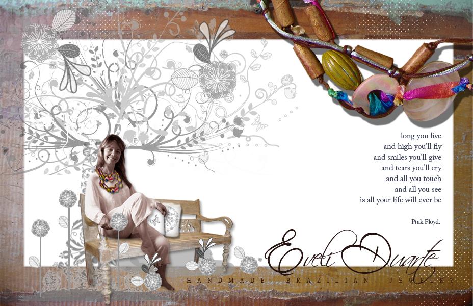 Cor de Roça - Handmade Brazilian Jewelry