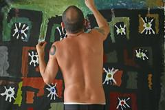 Iba (*NOEL) Tags: graffiti arte noel iba espaonave solov