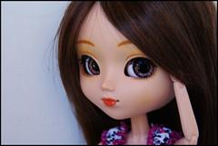 Ayumi new eyes (Angie Zu Heltzer) Tags: eye doll foil can chips planning wig chip cancan pullip nina custom jun cornice zu coolcat junplanning heltzer