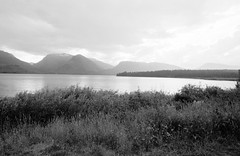 Jackson Lake 3 (jameslangley2000) Tags: bw film landscape yellowstone tetons jacksonlake