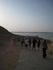 Llegando antes del amanecer (versae) Tags: egypt egipto مصر abusimbel أبوسمبل أبوسنبل