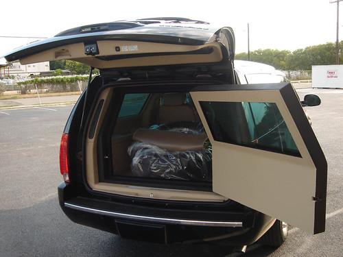 Armored Bulletproof Cadillac Escalade ESV