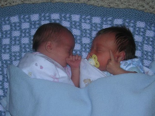Financial impact of having twins