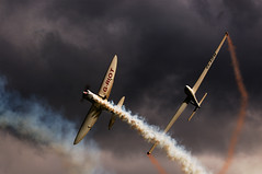 Swift Glider Display (Mike Ashton) Tags: nikon silverstone swift aerobatics wac 200400mmvr dapagroupmeritaward2 worldaerobaticschampionship spsfeatured