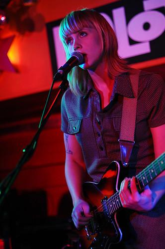 Wye Oak live in Hamburg