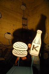 KuNSTTROuPE - Bunker King #kt09nl www.ateliersschagen.nl