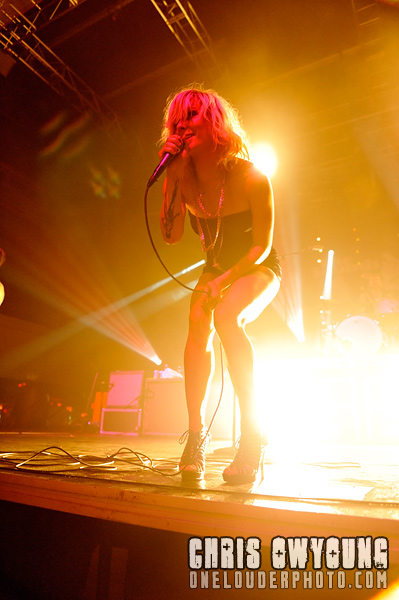 The Sounds - Roseland Ballroom