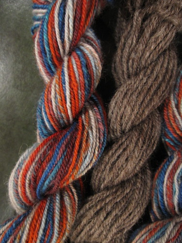 Norway and brown BFL