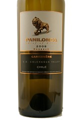 2008 Panilonco Carménère