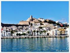 Ibiza ... vista do mar (Miguel Tavares Cardoso) Tags: ibiza eivissa picturesque miguelcardoso flickraward miguelcardoso2008 migueltavarescardoso