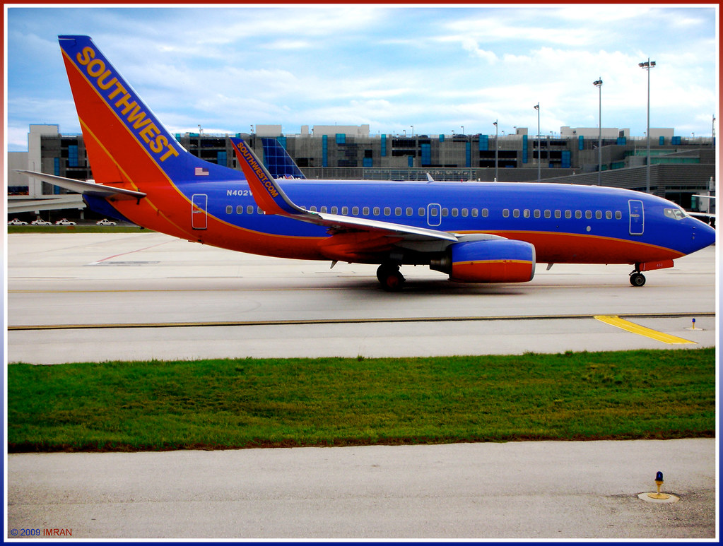 Southwest Colors Fly Blue Skies - IMRAN™ — 400+ Views!