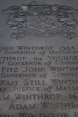 John Winthrop\'s grave (Boston, Massachusetts, United States) Photo