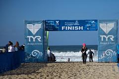 LA Triathlon 2009 (Fabio Costa) Tags: ocean california ca venice beach bike swim la losangeles los san angeles run finish triathlon tyr ♥ triathlete