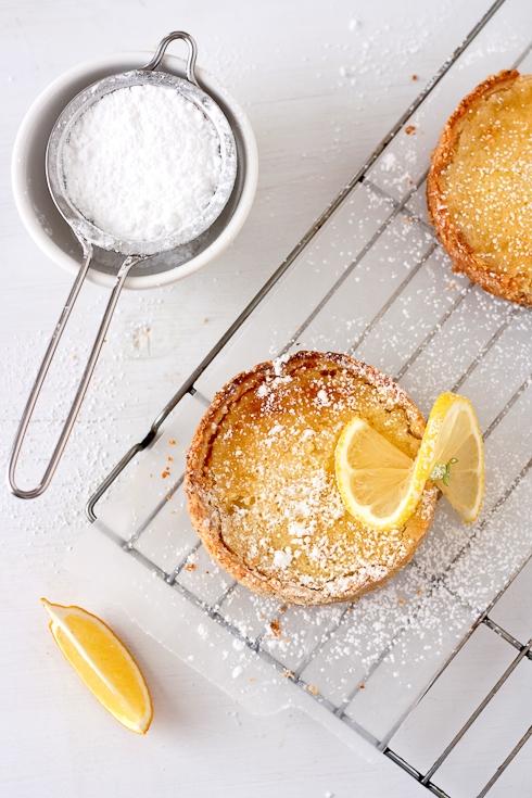Gluten Free Lemon Tarts