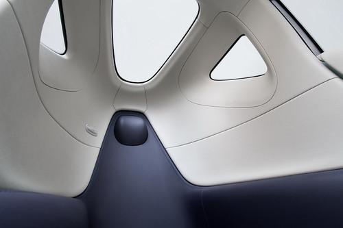 Nissan Land Glider maletero
