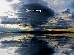 "#86""/09 (emasplit) Tags: blue sky clouds croatia brač emasplit explore2009"