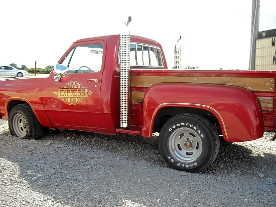 66 route dodge ram lilredexpress