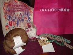 Ravelry goodiebag