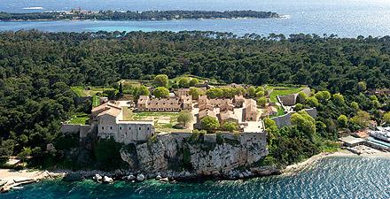 Ilha de Sainte-Marguerite