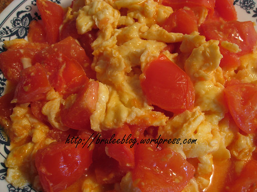 Chinese style scrambled eggs and - 177.9KB