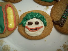 Joker Cookie
