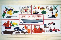 880625  Life on Pitcairn (rona.h) Tags: june 1988 pitcairn cloudnine ronah