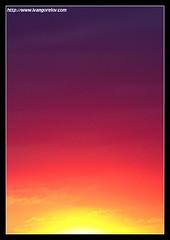 Colour Boom! / Sznrobbans! (FuNS0f7) Tags: sunset summer hungary szolnok sonycybershotdscf828 holttisza alcsisziget
