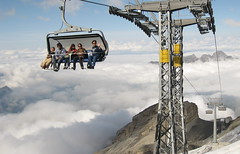 Ice Flyer,  Mt. Titlis, Switzerland. (Sunciti _ Sundaram's Images + Messages) Tags: switzerland estrellas 1001nights soe smorgasbord glaziers blueribbonwinner mounttitlis unityindiversity 10faves 5photosaday goldenglobeawards engelburg hongkongphotos distellery abigfave enstantane concordian platinumphoto anawesomeshot colorphotoaward aplusphoto agradephoto flickraward mycameraneverlies eperke brillianteyejewel concordians colourartaward goldstaraward awesomescenery brilliantphotography rubyphotographer fabulousflicks abovealltherest mallimixstaraward elitephotgraphy artofimages greatshotss capturethefinest artofatmosphere winklerians icefliers virgiliocompany