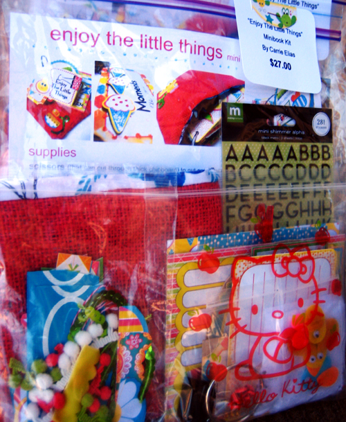 Enjoy The Little Things Kit Full S