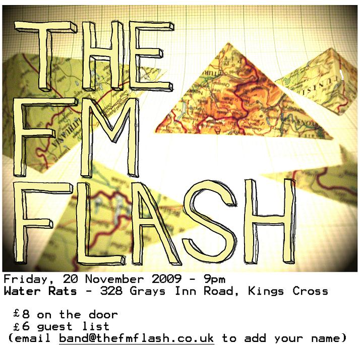 FM Flash Flyer