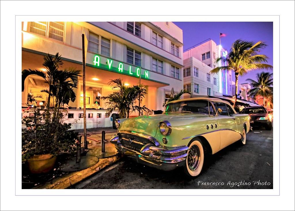 Miami South Beach's Art Deco District
