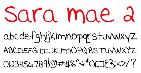 click to download Sara Mae 2