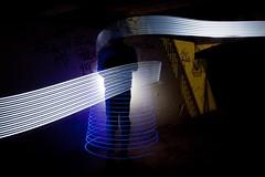 wrapped (Patrick Brosset) Tags: longexposure light sea mer lightpainting bulb painting nicole julian long exposure benoit tube jet wrapped wrap tunnel led aps ponton jete jete lapp pierreedouard golfjuan antibesphotosession