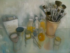 My Studio ~ work in progress....