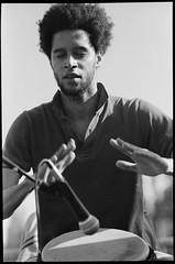 La Bondica (Julien Osotimehin) Tags: portrait blackandwhite bw film concert noiretblanc tmax trix 14 dev f2 135mm 400iso cergy f3hp labondica julienosotimehin