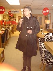 DSC03594 (Silver Linings) Tags: mac rubber raincoat rainwear pvc rubberised
